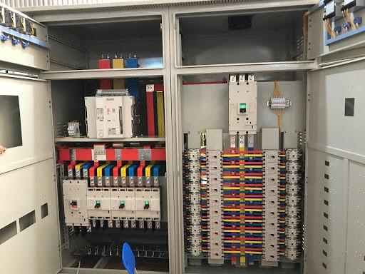 Tìm hiểu về tủ điện công nghiệp