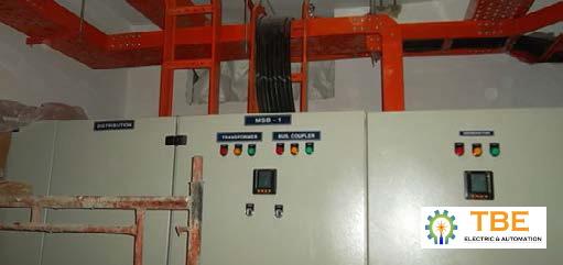 Cung cấp và lắp đặt tủ động lực cấp nguồn cho Trường Học Viện Hải Quân Nha Trang