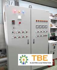 Cung cấp và lắp đặt hệ thống tủ điều khiển sấy bã nhà máy tinh bột sắn Gia Lai