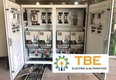 Cung cấp và lắp đặt hệ thống tủ điều khiển tách bột - Nhà máy tinh bột sắn Tây Ninh