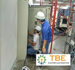 Cung cấp thiết bị điện tự động và thi công hệ thống điện - Nhà máy SPC1, SPC2, SPC3