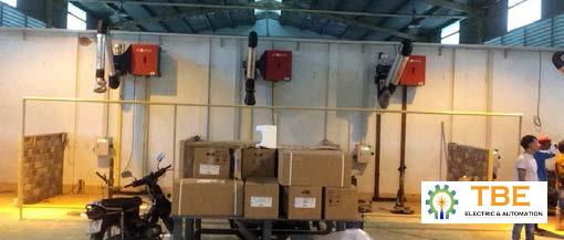 Cung cấp và lắp đặt hệ thống điện tại Trường LILAMA 2 và Trường Cao Đẳng Nghề Vĩnh Phúc