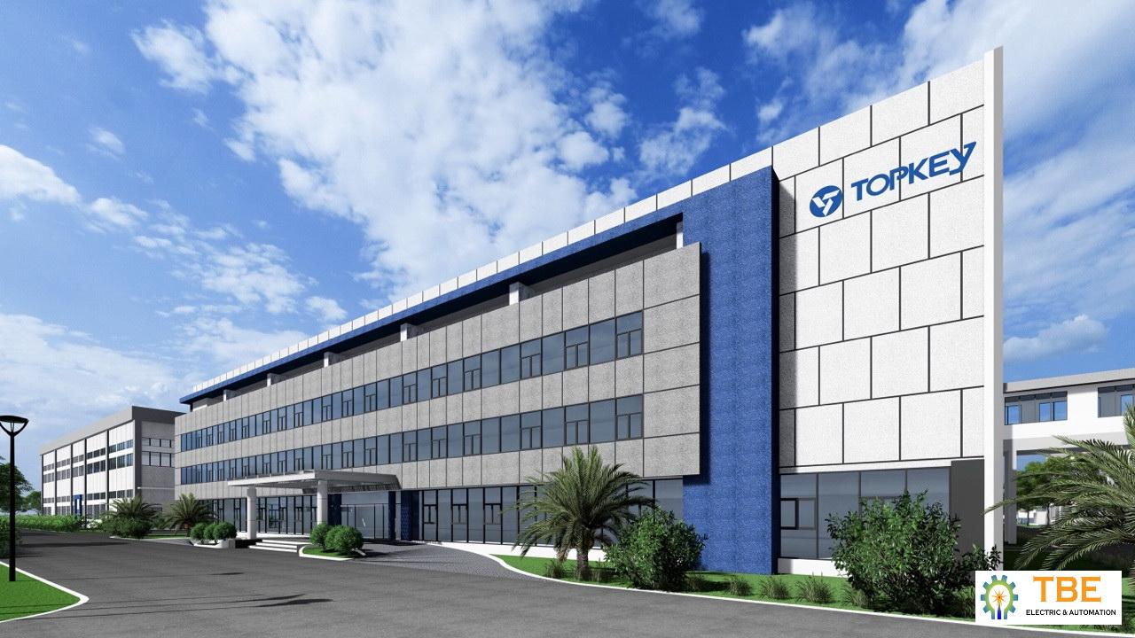 Thi công lắp đặt hệ thống điện Dự án nhà máy TOPKEY VIỆT NAM